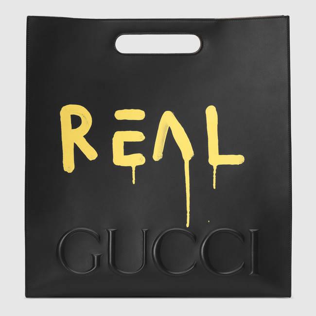 Gucci x GucciGhost Men's Tote