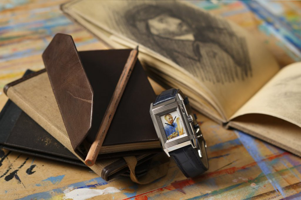 Jaeger-LeCoultre Pays Another Tribute to Vincent van Gogh ...