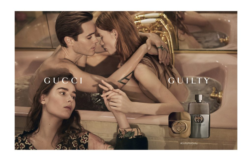Jared Leto for Gucci Guilty-small