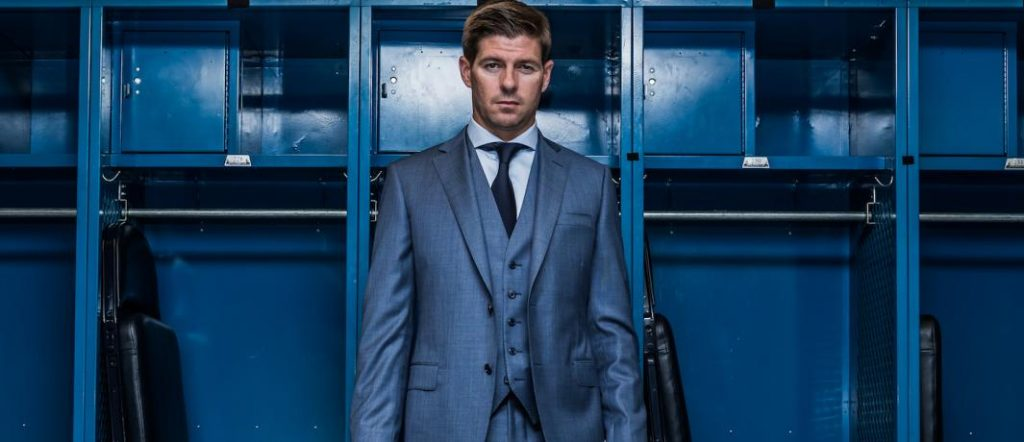 LA Galaxy - Steven Gerrard