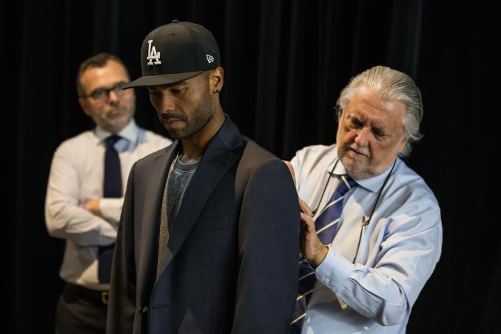 LA Galaxy x Samuelsohn - Ashley Cole