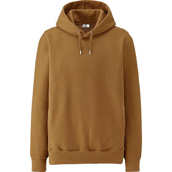 Men U Long-Sleeve Pullover Hoodie