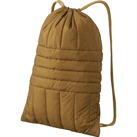 Men U Padded Knapsack