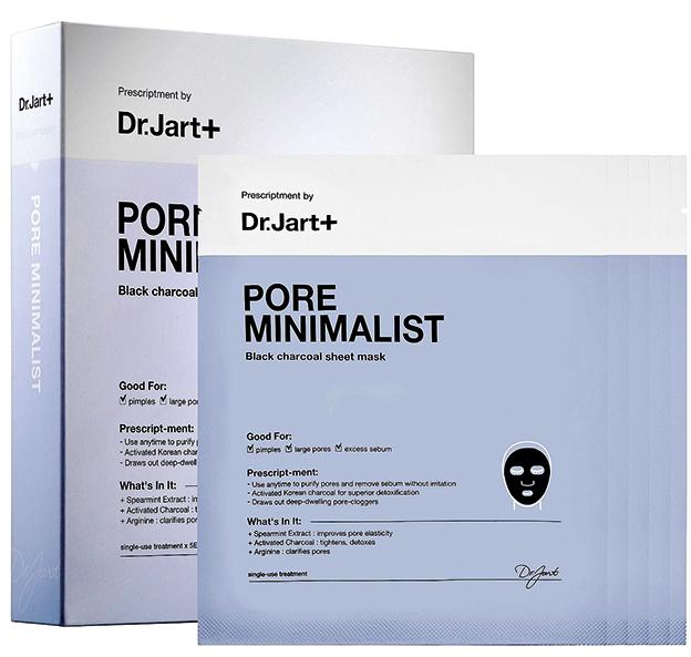 Pore Minimalist Black Charcoal Mask