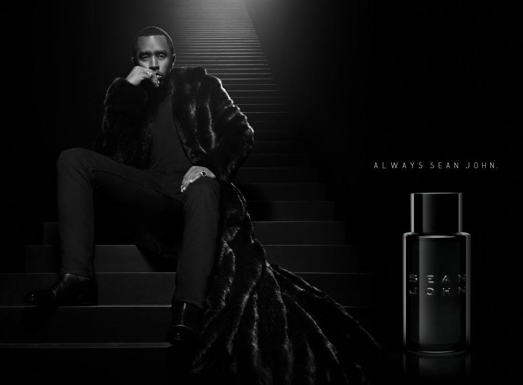 Sean Diddy Combs New Men's Fragrance Sean John