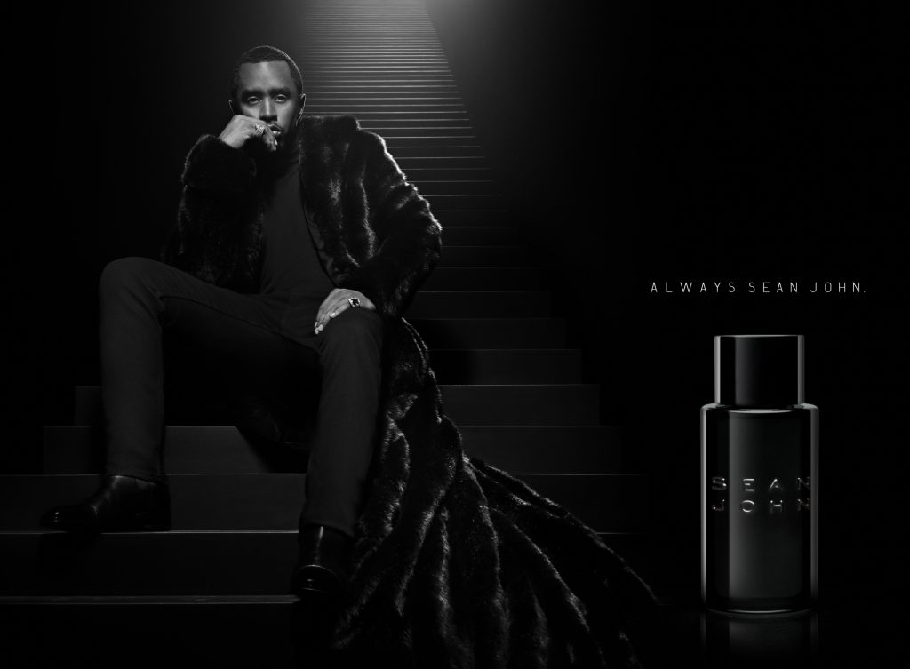 Sean Diddy Combs New Men's Fragrance Sean John