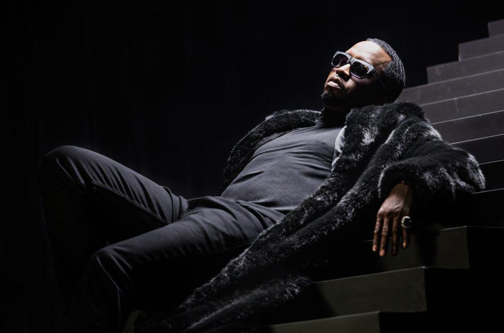 Sean Diddy Combs New Men's Fragrance Sean John-BTS-WWD
