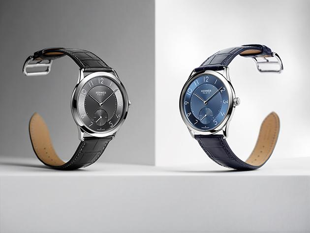 Slim-d'Hermes-39-manufacture_cadran-bleu-et-ardoise_blue-and-slate-toned-dial®Joel-Von-Allmen