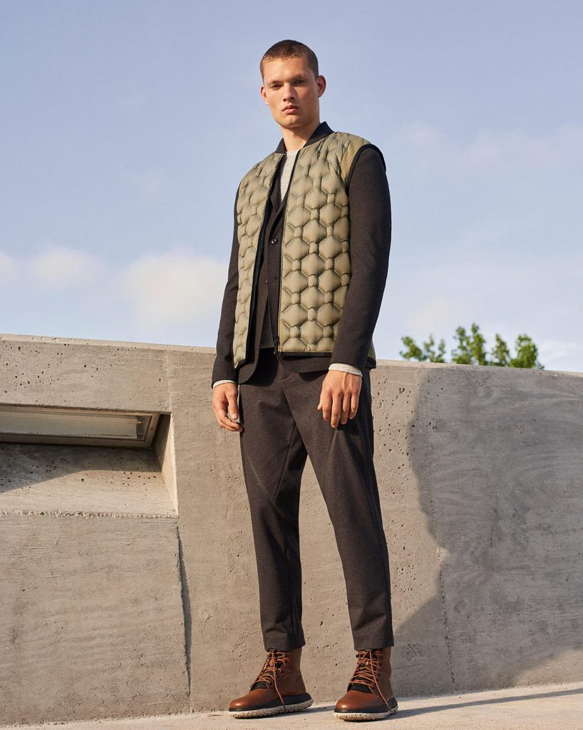 Under Armour Sportswear preview lookbook Tim Coppens-2