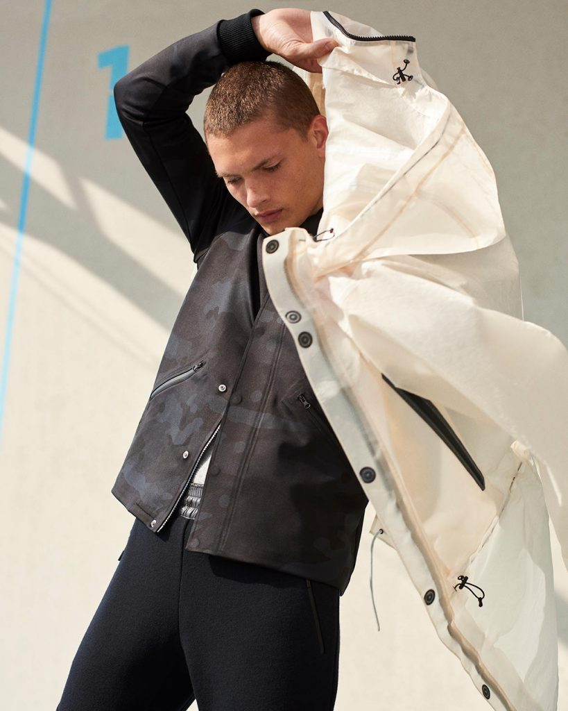 Under Armour Sportswear preview lookbook Tim Coppens-3