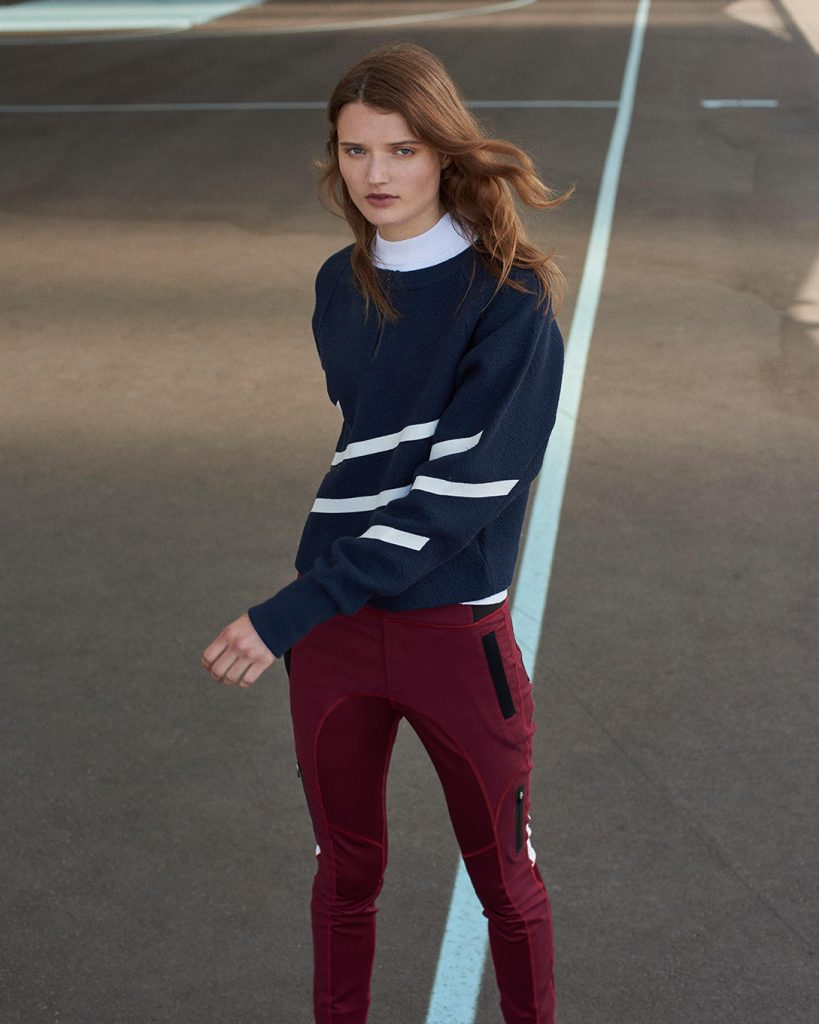 Under Armour Sportswear preview lookbook Tim Coppens-4