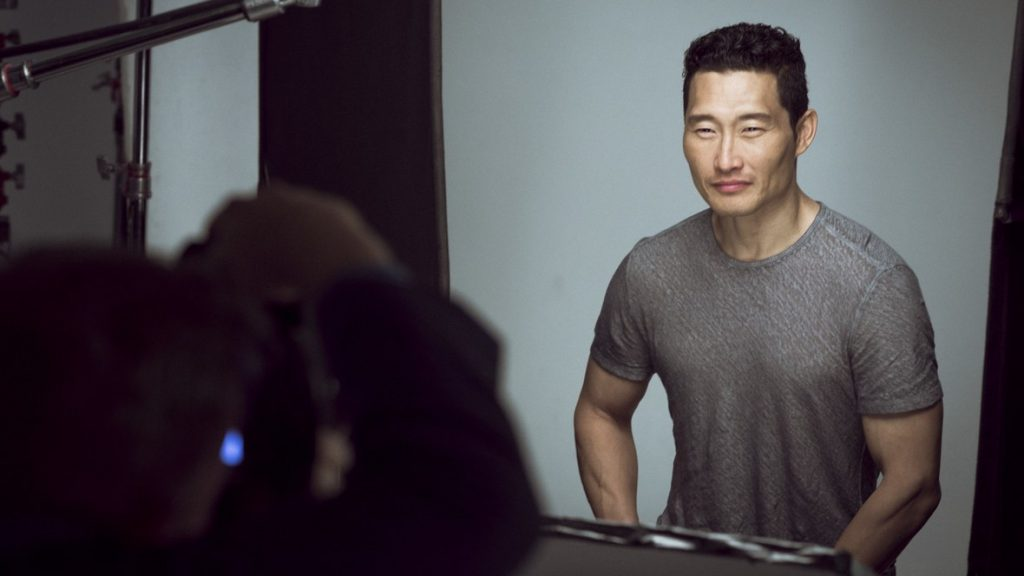 daniel dae kim for clinique for men #behindtheface