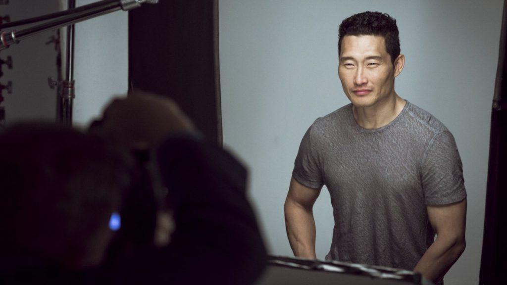 daniel dae kim for clinique for men #behindtheface