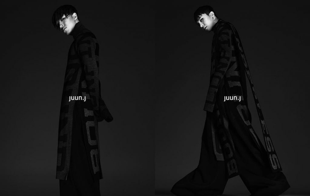 g-dragon and taeyang of big bang for juun.j-4