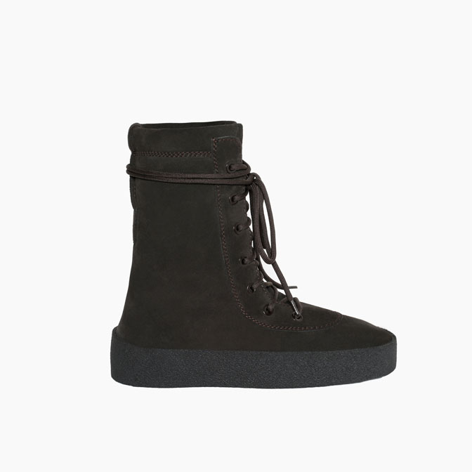 yeezy season 2 military crepe boots
