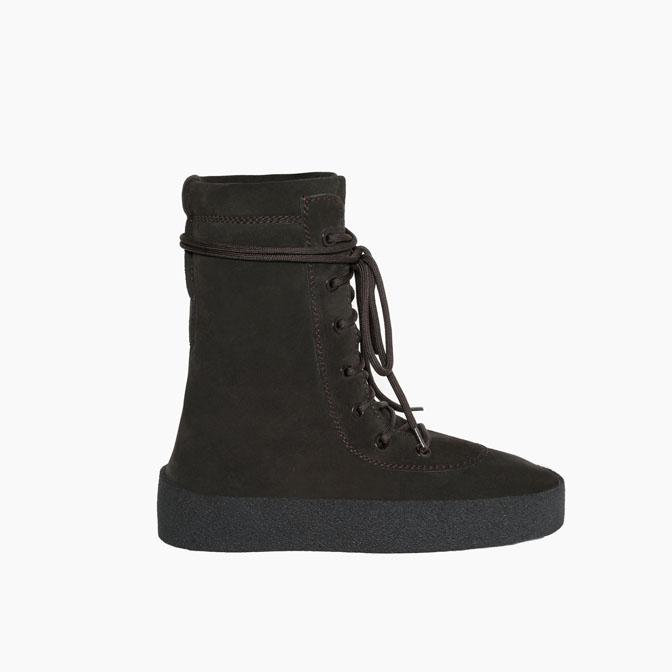 yeezy season 2 military crepe boots