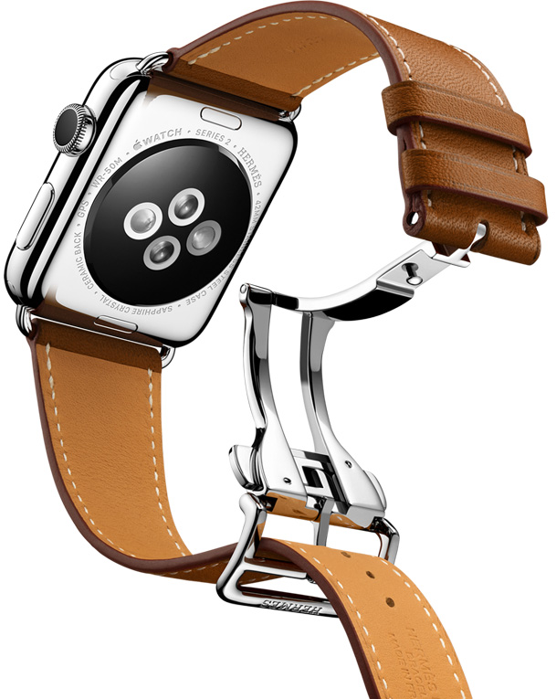 Apple Watch Hermes iPhone 7 - Single Tour Deployment Buckle