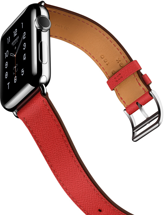 Apple Watch Hermes iPhone 7 - Single Tour