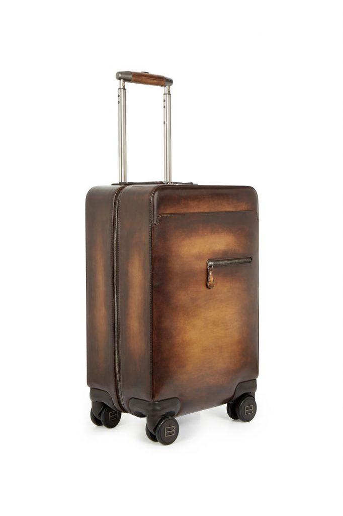 Berluti FW16 Formula 1004 trolley suitcase