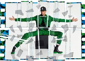 Chance the Rapper for Kenzo x H&M