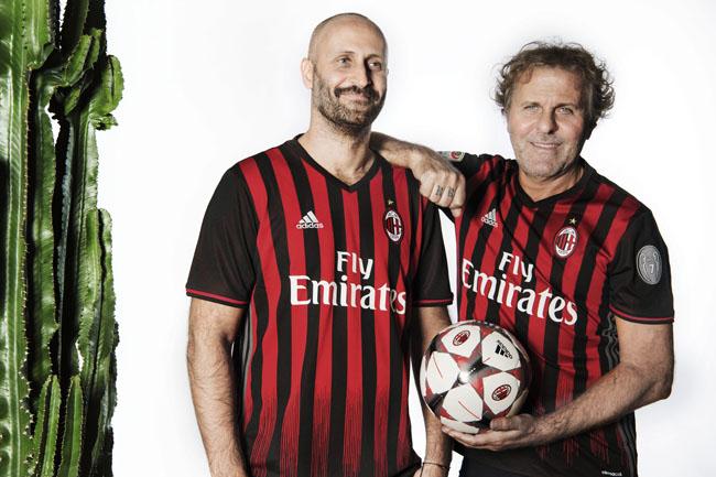 Diesel x AC Milan 2
