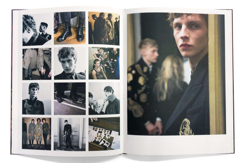 Dries Van Noten FW16 Book - Men-2
