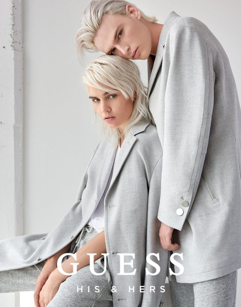 Guess His & Hers - 4