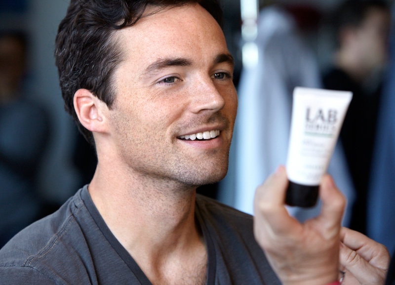 Ian Harding of Pretty Little Liars PLL for Lab Series-2