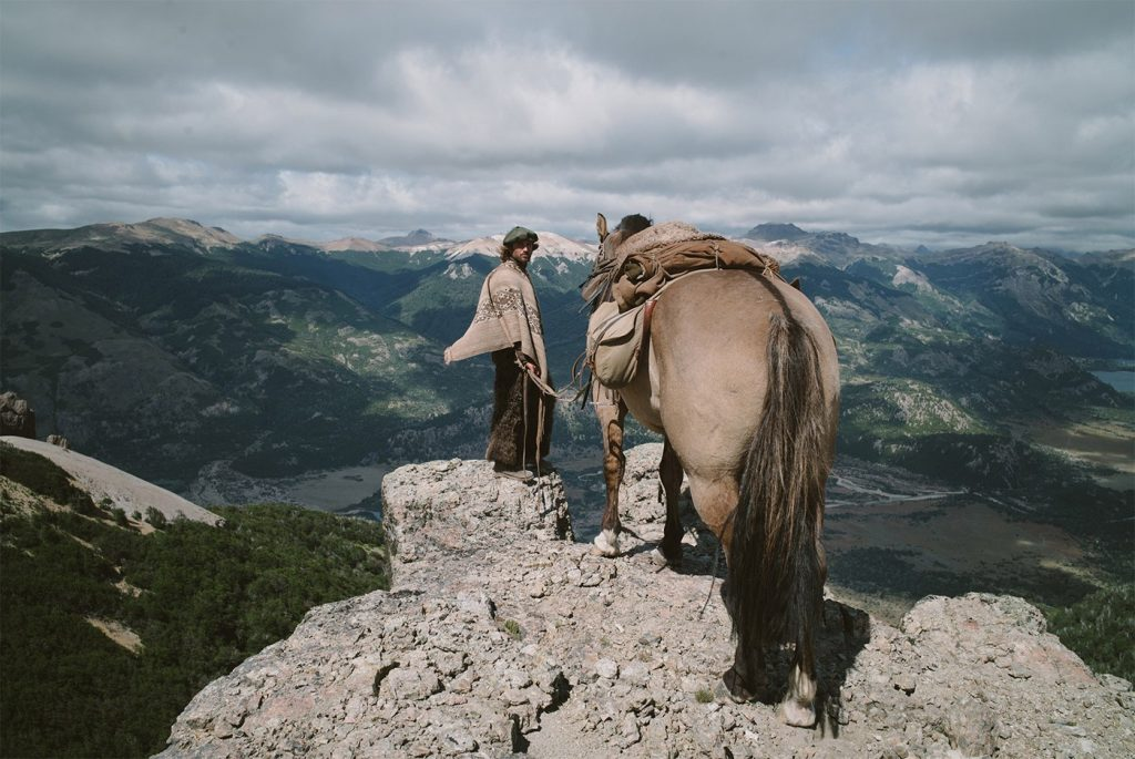 Jakob von Plessen for Dior Sauvage Tales of the Wild - Gaucho
