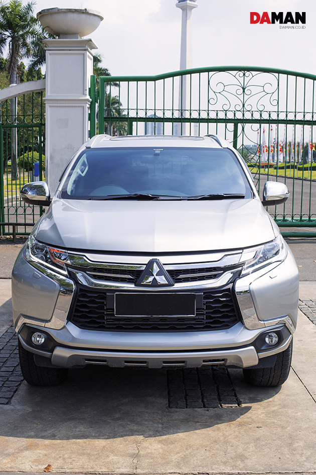 Mitsubishi Pajero Sport - DA MAN Review (1)