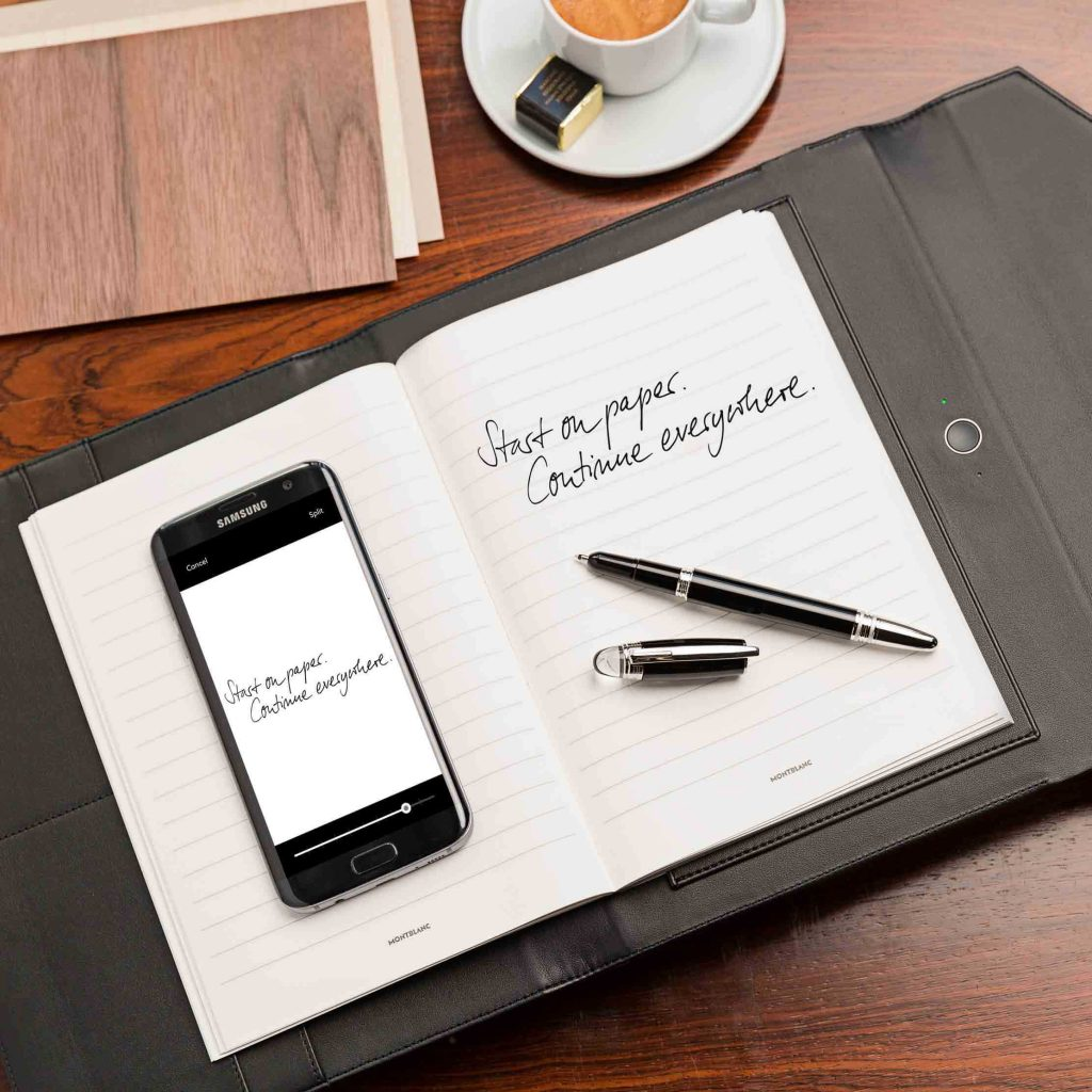 Montblanc Augmented Paper - 1