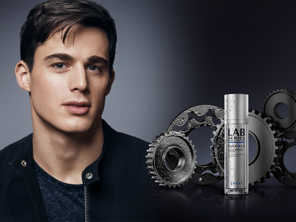 Pietro Boselli  for Lab Series