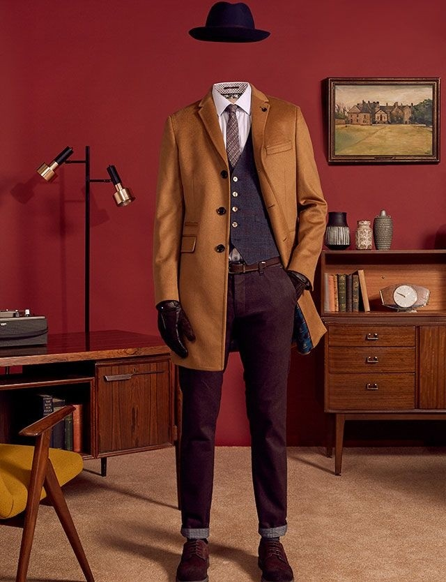 Ted Baker FW16 Mission Impeccable - Agent 1