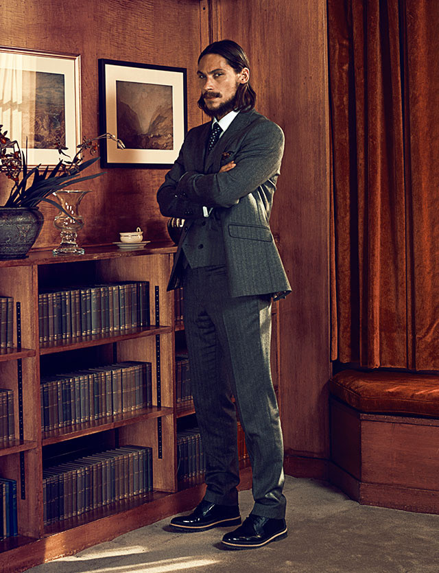 Ted Baker FW16 Mission Impeccable - The Needle