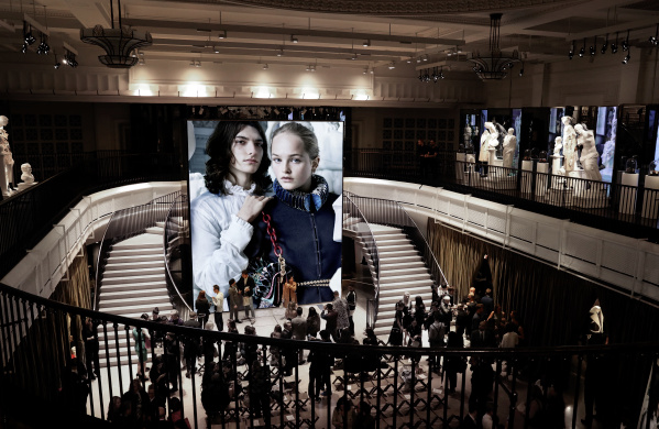 The September Collection at Burberry 121 Regent Street