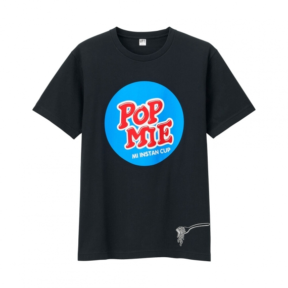 Uniqlo UT - Pop Mie Black