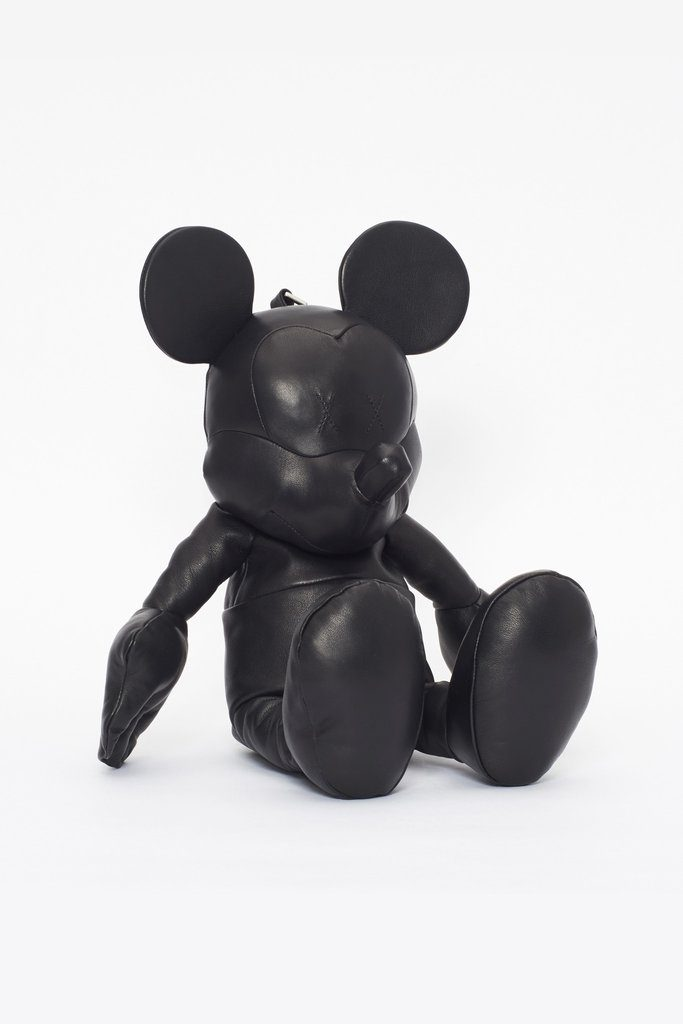 christopher raeburn x disney - leather mickey - 2