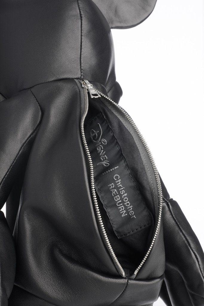 christopher raeburn x disney - leather mickey - 3