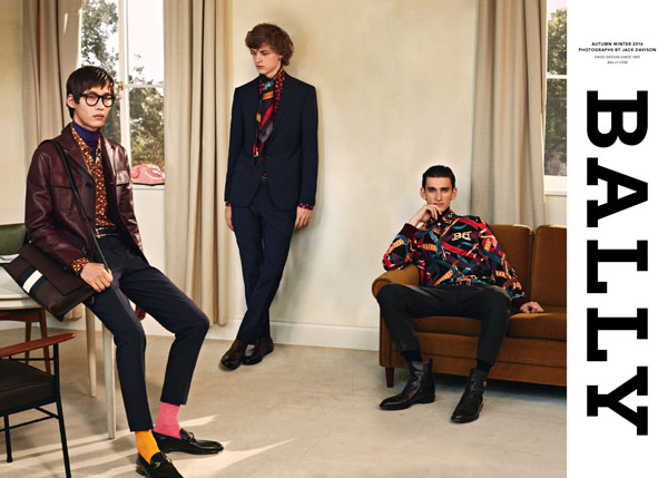 DA MAN Style FW 16's 15 Best FallWinter 2016 Men's Campaigns - Bally small