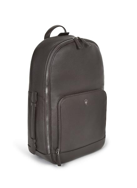 Ermenegildo Zegna x Maserati - Leather Backpack