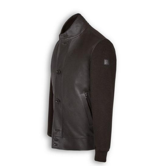 Ermenegildo Zegna x Maserati - Leather Blouson