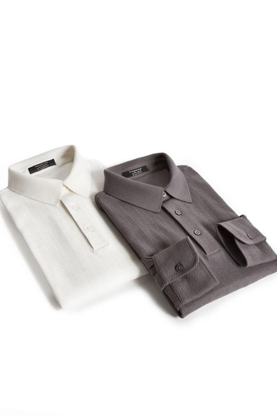 Ermenegildo Zegna x Maserati - Polo shirts