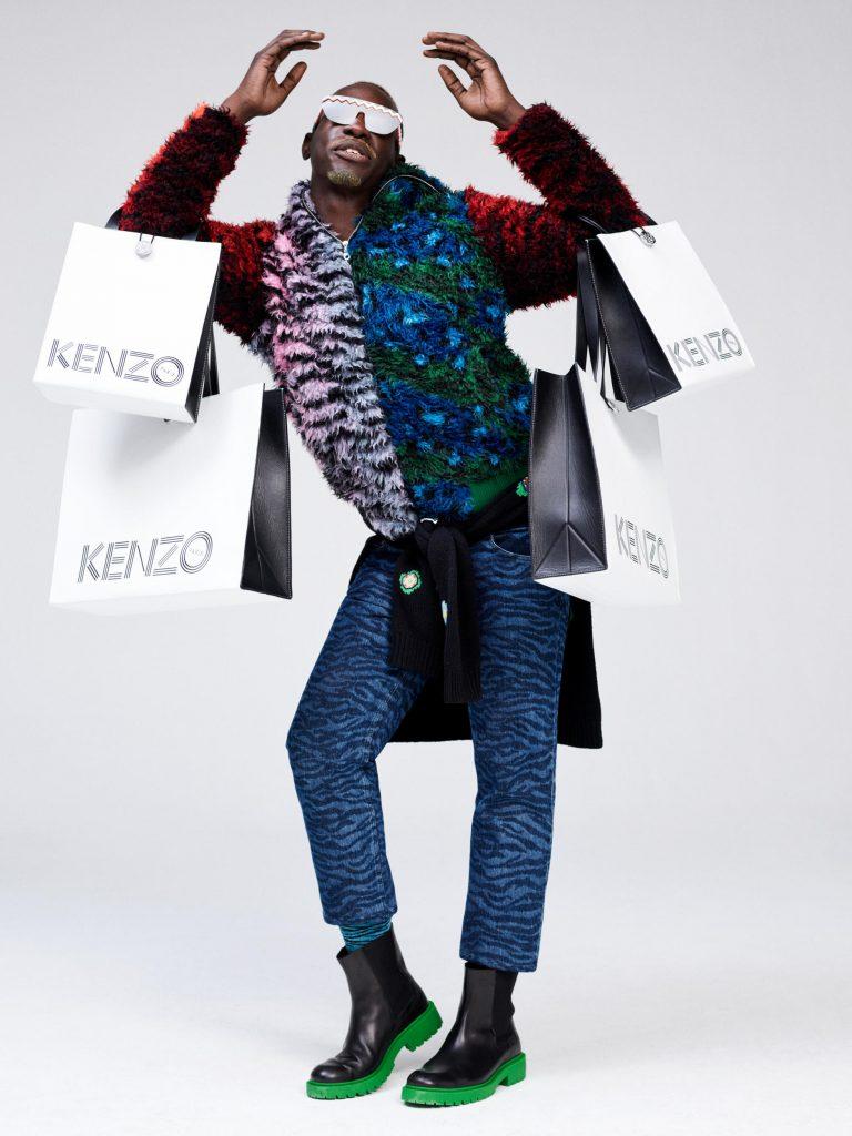 Kenzo x H&M Men's Look Book - 15