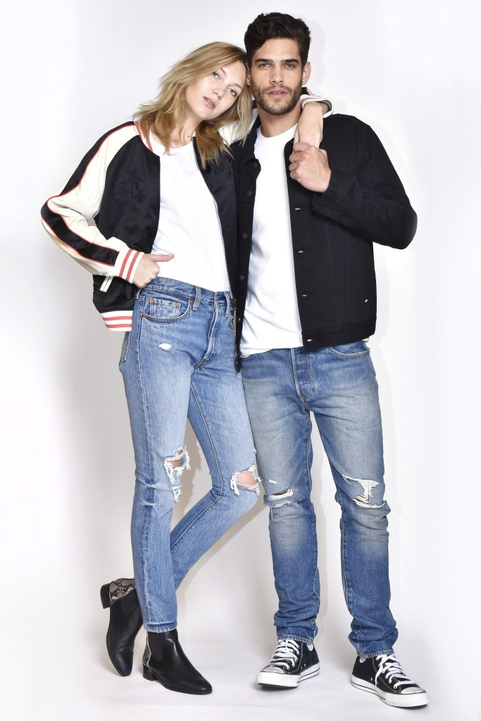 Levi's Redefines Skinny Jeans with New Collection