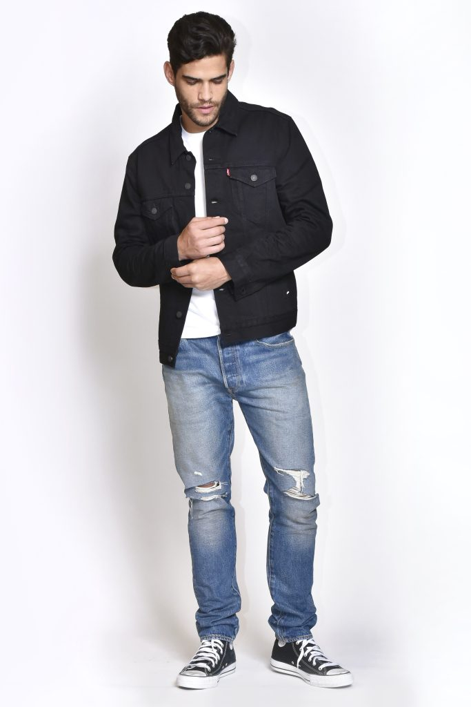 The new Levi's 501 Skinny.