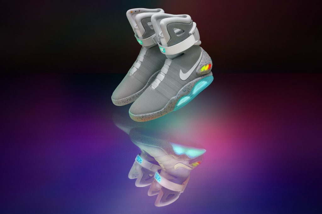 Nike Mag Back to the Future Michael J. Fox Foundation-1