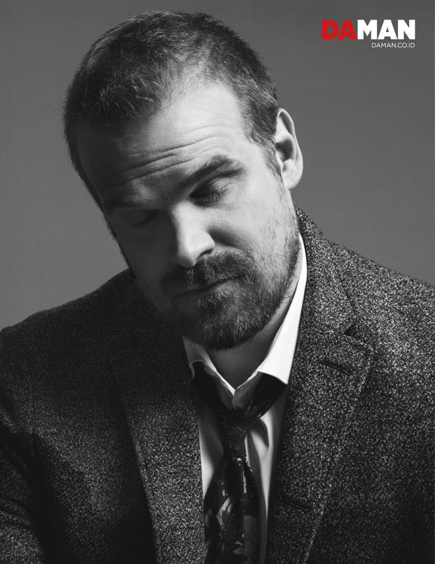 OUTTAKE_David Harbour of Netflix's Stranger Things