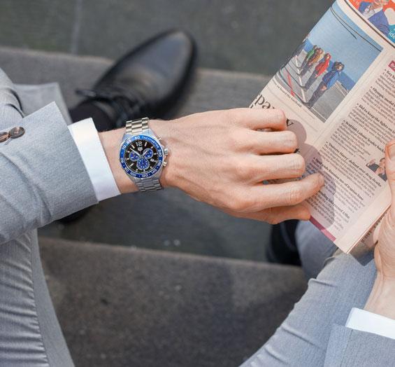 TAG Heuer x the Watch Galery F1 watch - 1