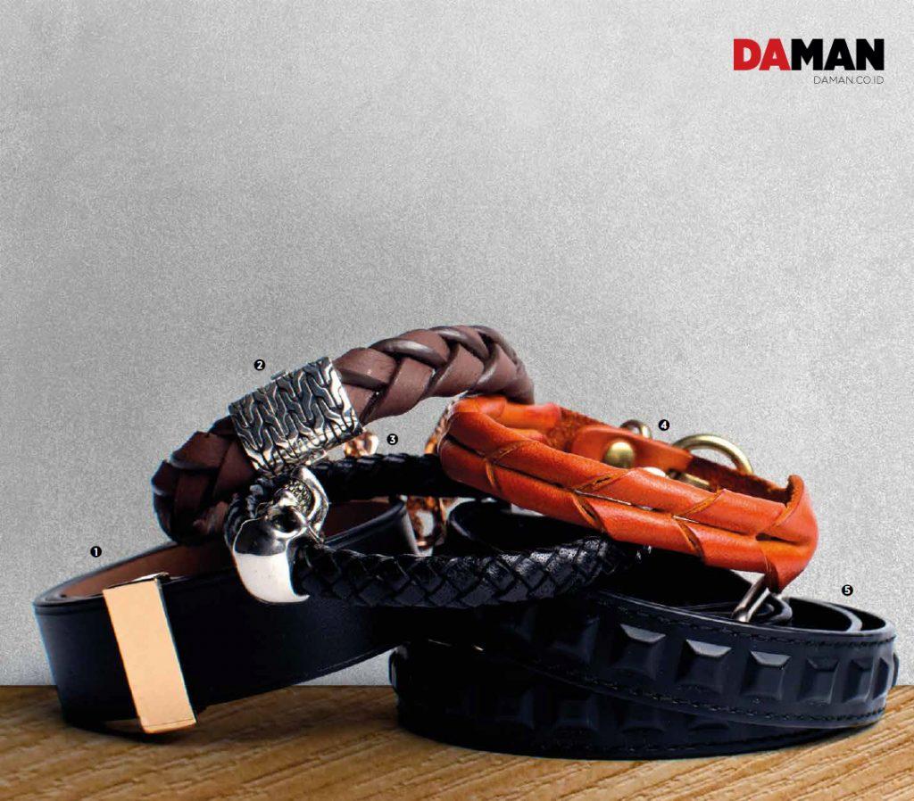 5 Best Bracelets for Men - Lanvin, John Hardy, Alexander McQueen, Il Bisonte, Balenciaga-2