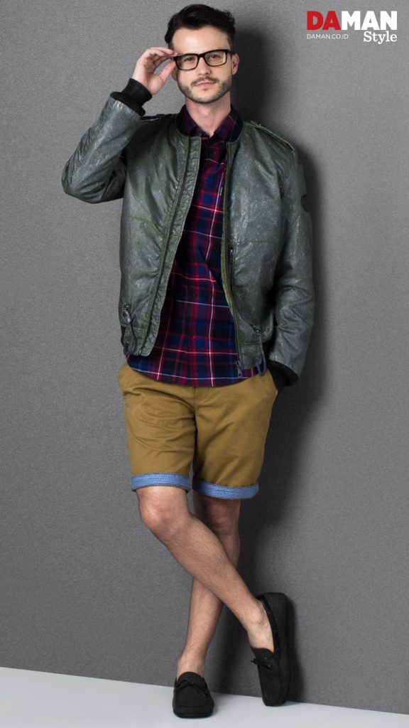 DA MAN STYLE FALL WINTER 2016_KNOW-HOW_BOMBER JACKET_1